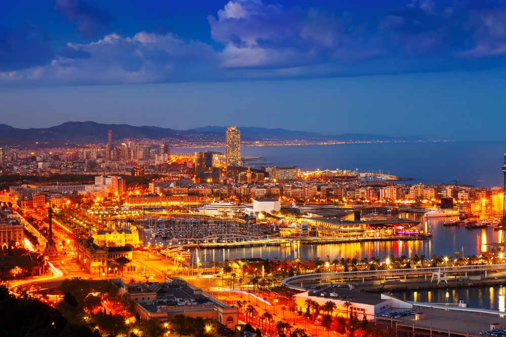 Barcelona, ejemplo de Smart City